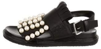 Marni 2018 Embellished Sandals