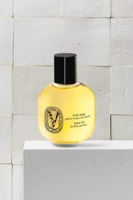 Diptyque Satin Oil for body & hair 100 ml