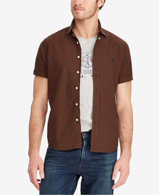 Polo Ralph Lauren Men's Classic Fit Cotton Oxford Shirt