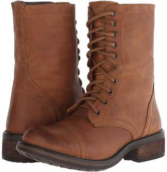 Steve Madden Troopa2.0 Combat Boot Women's Shoes