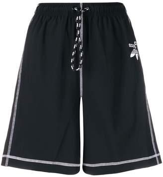adidas By Alexander Wang loose fit shorts