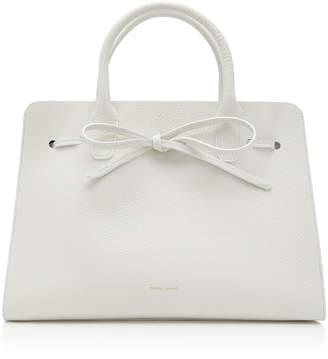 Mansur Gavriel Sun Tumble Leather Handbag