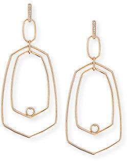 Kendra Scott Tra Geometric Drop Earrings