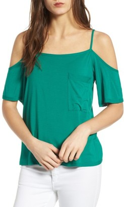 Women's Bailey 44 Bail Out Off The Shoulder Top $98 thestylecure.com