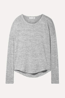 Rag & Bone Hudson Stretch-jersey Top - Gray