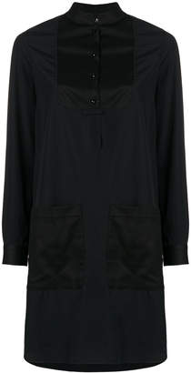 A.P.C. button shirt dress