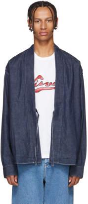 Visvim Blue Lhamo Shirt