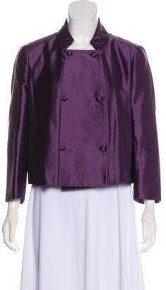 Valentino Structured Double-Breasted Jacket