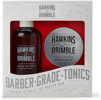 & Brimble Beard Gift Set (Worth 22.90)