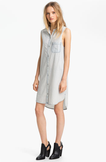 Rag and Bone 'The Norfolk' Denim Dress