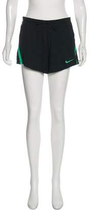 Nike Mid-Rise Athletic Shorts