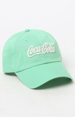 American Needle Washed Coke Slouch Dad Hat $24.95 thestylecure.com