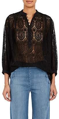 Mayle Maison Women's Vivi Corded Lace Blouse