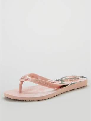 94b3c1553 Ted Baker Beaula Flip Flops - Pink