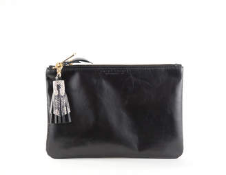 Shana Luther Handbags Perfect Leather Pouch