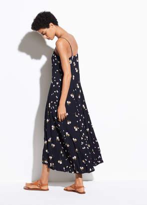 Hibiscus Ditzy Dress