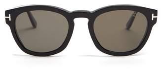 Tom Ford Bryan Acetate Sunglasses - Womens - Black