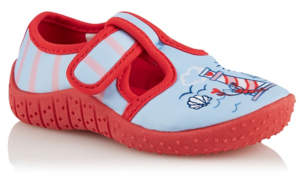 George First Walkers Blue Activity Shoes