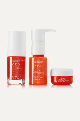 Sunday Riley Vitamin C Set - one size