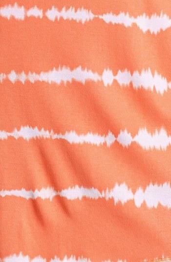 Munki Munki Print Henley Sleep Shirt
