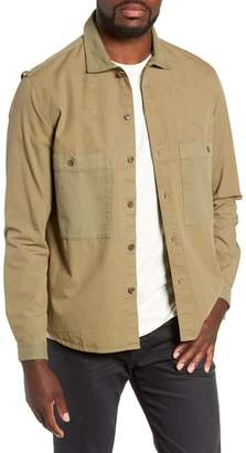 YMC Savage Regular Fit Sport Shirt