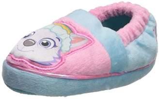 Nickelodeon Paw Patrol Girls Slippers