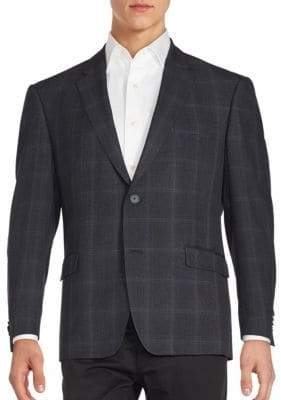Tommy Hilfiger Tonal Windowpane Sportcoat