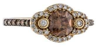 Le Vian 14K Diamond Ring $2,595 thestylecure.com