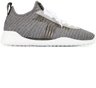 Tod's ribbed lace-up sneakers