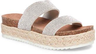 Madden-Girl Codey Espadrille Platform Sandal - Women's
