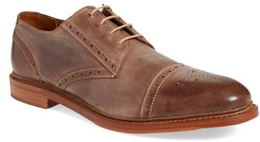 Allen Edmonds Men's Allen Edmonds 'Bainbridge' Cap Toe Derby