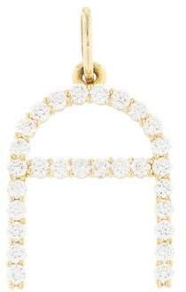 Sophie Keegan 18K Diamond Initial 'A' Charm