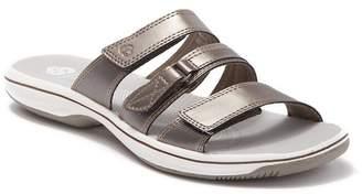 Clarks Brinkley Coast Slide Sandal
