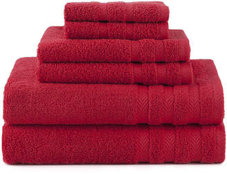 Martex 6-pc. Egyptian Cotton Bath Towel Set