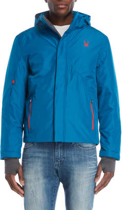 Spyder Thinsulate Extra Warmth Hooded Jacket