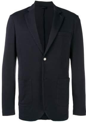 Eleventy single-button blazer