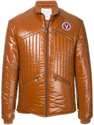 Ports V quilted jacket