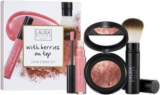 Laura Geller with Berries on Top Lip and Cheek Kit