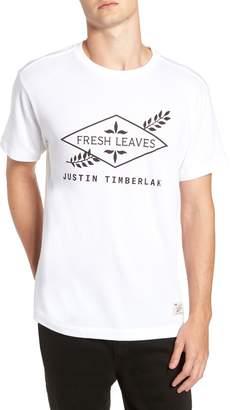 Levi's x Justin Timberlake Logo Graphic T-Shirt