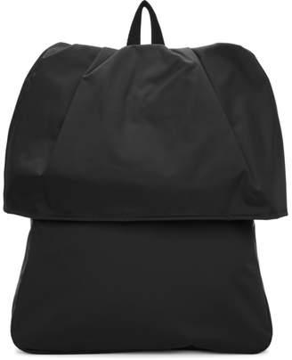 Raf Simons Black Eastpak Edition Backpack