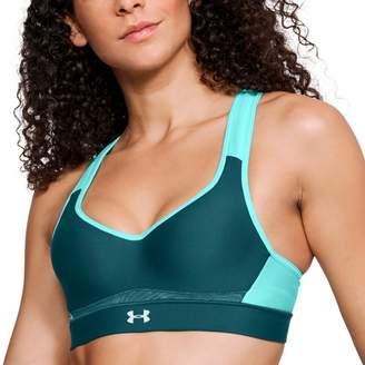 Under Armour HeatGear High-Impact Sports Bra 1311821