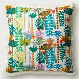 Lulu & Georgia Justina Blakeney Tropics Pillow, Multi