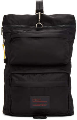Givenchy Black UT3 Backpack