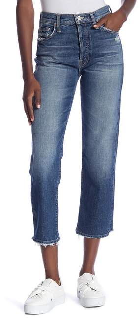 MOTHER The Tomcat Distressed Jeans