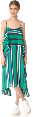 J.O.A. Stripe Dress $105 thestylecure.com