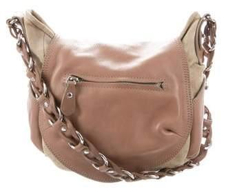 86247e7b0 Isabel Marant Suede & Leather Crossbody Bag