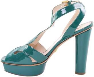 Prada Patent leather heels