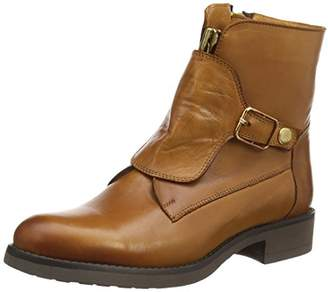 Inuovo Women's Joint Cold Lined Classic Boots Half Length Brown Size: 4