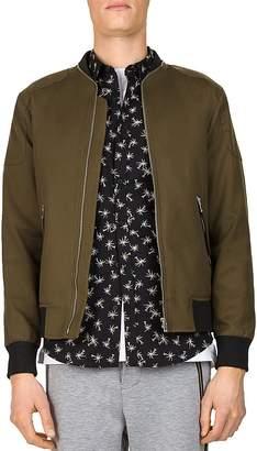 The Kooples Sporty Bomber Jacket