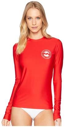 Billabong Core Loose Fit Long Sleeve Women's Swimwear